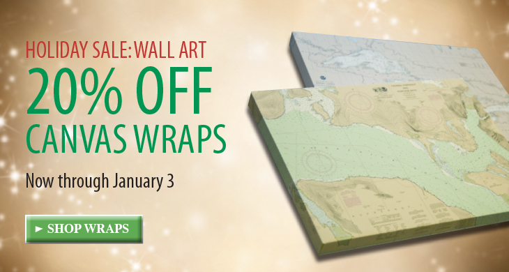 Holiday Canvas Wraps Wall Art