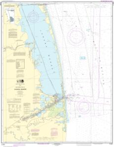 thumbnail for chart Southern part of Laguna Madre