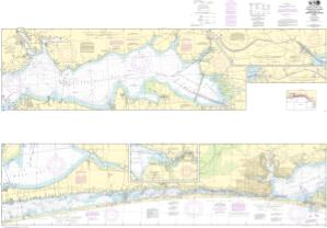 thumbnail for chart Intracoastal Waterway West Bay to Santa Rosa Sound
