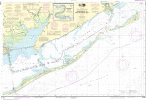 thumbnail for chart Intracoastal Waterway Carrabelle to Apalachicola Bay;Carrabelle River