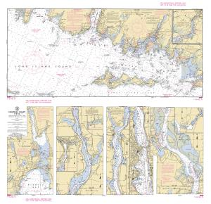 thumbnail for chart Long Island Sound Training Chart