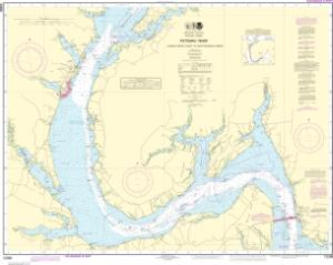 thumbnail for chart Potomac River Lower Cedar Point to Mattawoman Creek