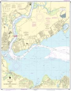 thumbnail for chart Raritan Bay and Southern Part of Arthur Kill