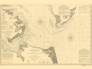 thumbnail for chart VA,1863,Chesapeake Bay
