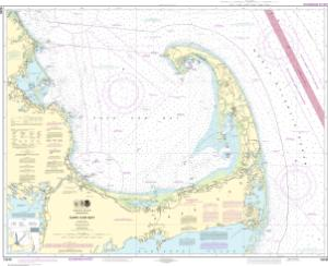 thumbnail for chart Cape Cod Bay
