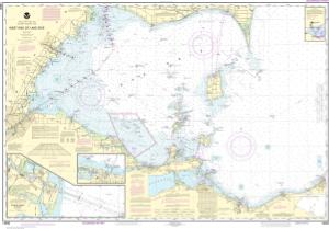 thumbnail for chart West End of Lake Erie; Port Clinton Harbor; Monroe Harbor; Lorain to Detroit River; Vermilion