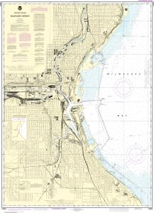 thumbnail for chart Milwaukee Harbor