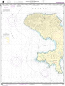 thumbnail for chart Andrenof. Islands Tanga Bay and approaches