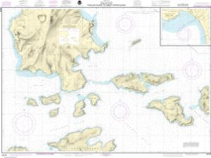 thumbnail for chart Tagalak Island to Great Sitkin Island;Sand Bay-Northeast Cove