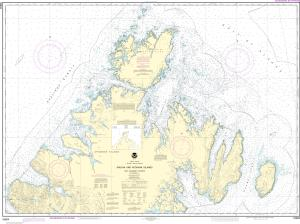 thumbnail for chart Shuyak and Afagnak Islands and adjacent waters