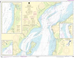 thumbnail for chart Cook Inlet-Kalgin Island to North Foreland