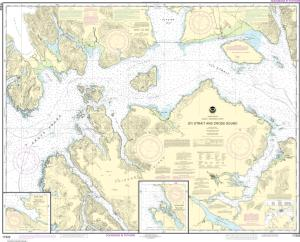 thumbnail for chart Icy Strait and Cross Sound;Inian Cove;Elfin Cove