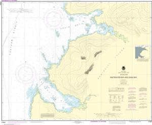 thumbnail for chart Whitewater Bay and Chaik Bay, Chatham Strait