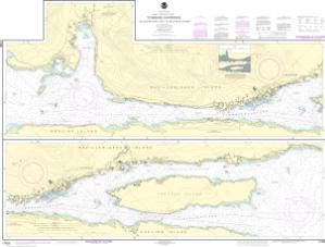 thumbnail for chart Tongass Narrows