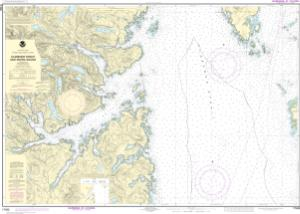 thumbnail for chart Clarence Strait and Moira Sound