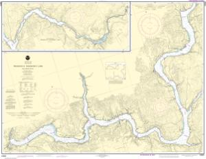 thumbnail for chart FRANKLIN D. ROOSEVELT LAKE Southern part