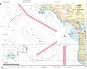 thumbnail for chart Gulf of the Farallones;Southeast Farallon