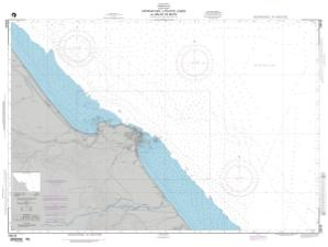 thumbnail for chart Approaches to Puerto Limon and Bahia de Moin