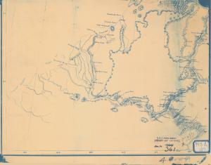 thumbnail for chart AK,1871, Yukon River From Foot Of River To Sea