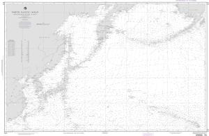 thumbnail for chart North Pacific Ocean (Northwestern Part)