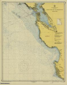 thumbnail for chart CA,1948,Point Sur to San Francisco