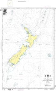 thumbnail for chart New Zealand including Norfolk and Campbell Islands