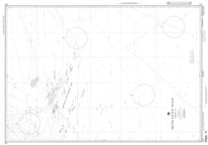 thumbnail for chart South Pacific Ocean (Sheet II)