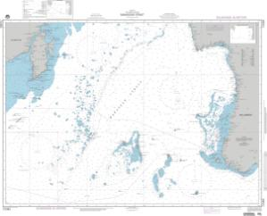 thumbnail for chart Makassar Strait-Southern Portion