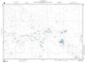 thumbnail for chart Nomoi Islands to Faraulep Atoll (Caroline Islands) (OMEGA)