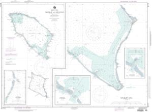 thumbnail for chart Maloelap and Aur Atolls (Marshall Islands)