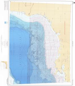 thumbnail for chart WESTERN GULF OF MEXICO Pt.1 And Pt.2