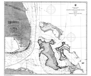 thumbnail for chart FL,1863, Mosquito Inlet To Key West