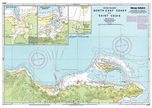thumbnail for chart Northeast Coast of St Croix