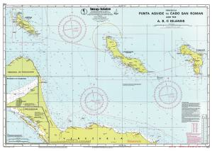 thumbnail for chart Punta Aguide to Cabo San Roman and the A, B, C Islands