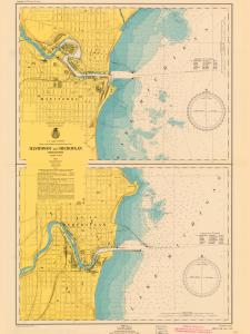 thumbnail for chart WI,1947,Manitowoc And Sheboygan