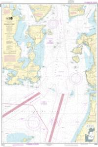 thumbnail for chart Rosario Strait-southern part